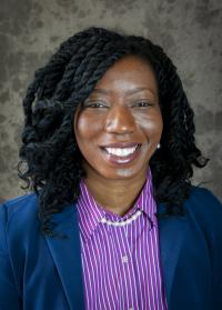 Antionette Hamilton, SNAP-Ed Educator in Mobile County