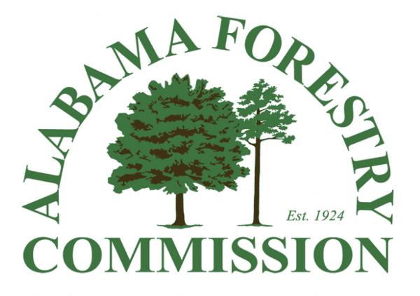 Alabama Forestry Commission logo