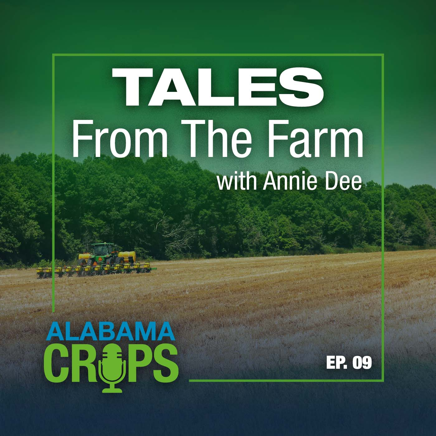 Episode 9 - Tales from the farm with Annie Dee