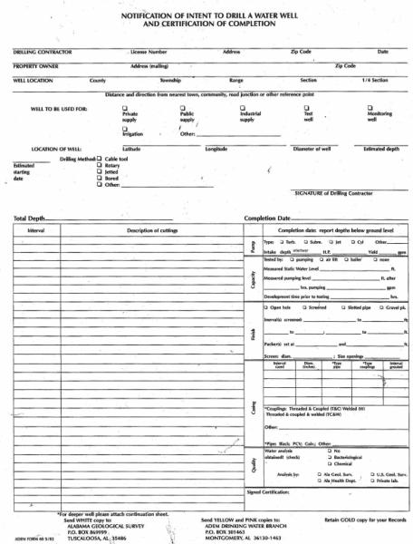 ADEM form 060