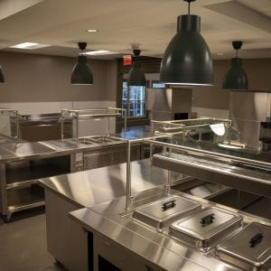 4-H Center Kitchen