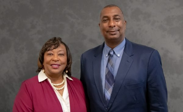Celvia Stovall, associate director and Allen Malone director of Extension at Alabama A&M University.
