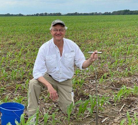 Agronomic Crops team leader, Ed Sikora.