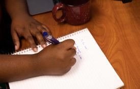 Writing down your SMART goals can help you focus on achieving them.