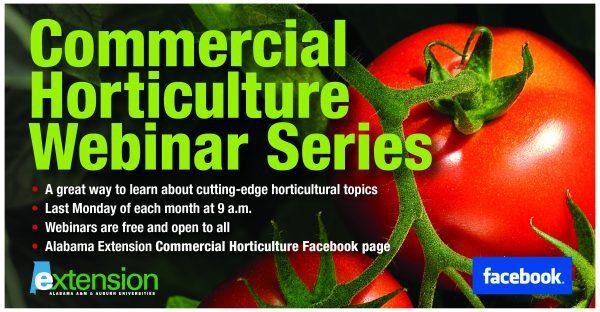 Commercial Horticulture Webinar Series