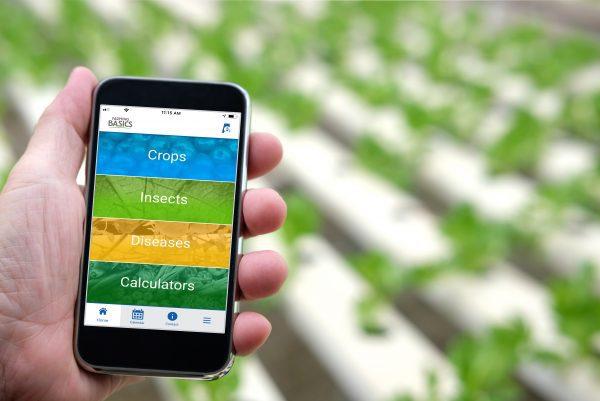 Farming Basics mobile app