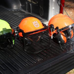 Figure 2. Hard hats are an essential piece of PPE. Multiple styles are available.