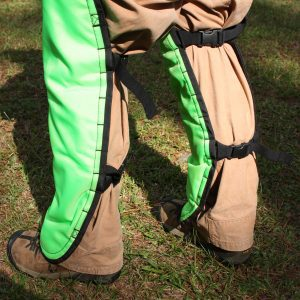 Figure 5. Apron style safety chaps.